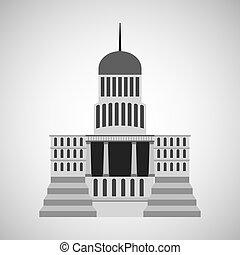 建物デザイン, 国会議事堂