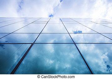 建物, ガラス
