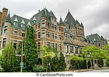 建物, トロント, カナダ