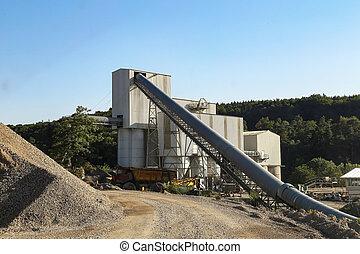 建物, ドイツ, 採石場