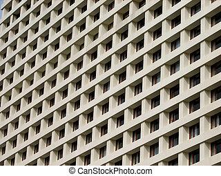 建物, パターン