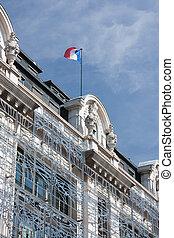 建物, パリ