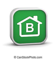 建物, 効率, エネルギー, b, 分類