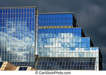 建物, 反射