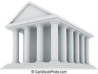 建物, 古代, 財政