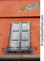 建物, 型, 窓
