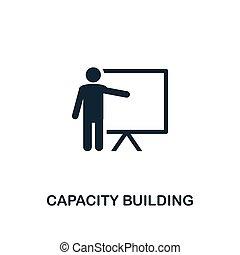建物, 完全, 容量, ビジネス アイコン, collection., ソフトウェア, ピクセル, 要素, 印刷, デザイン, 網, 使用法, icon., 作戦, デザイン, 創造的, apps, アイコン