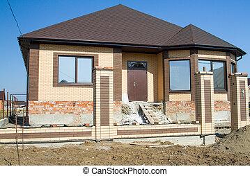 建物, 家, 新しい
