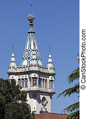 建物,  -, 市の, ポルトガル,  Sintra