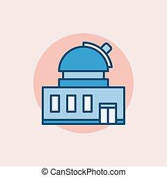 建物, プラネタリウム. Orrery, フォーマット, イラスト