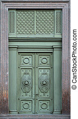 建物, 戸口, 古代