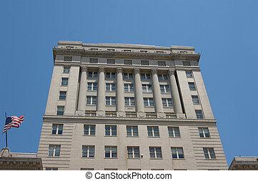 建物, 政府
