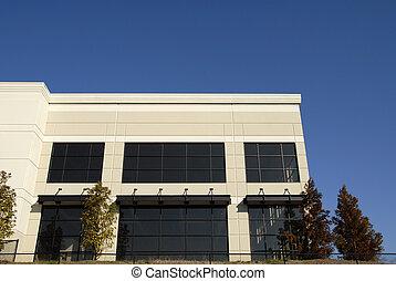 建物, 新しい, コマーシャル