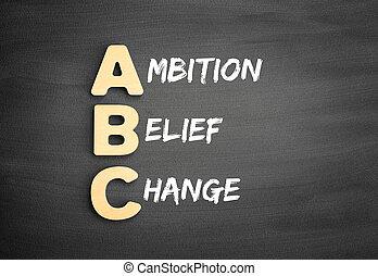 建物, 木製である, abc, 単語, アルファベット