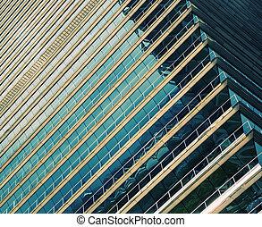 建物, 未来派, オフィス