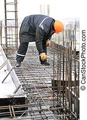 建物 構造, 労働者, サイト
