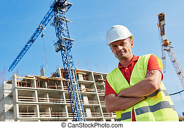 建物 構造, 労働者, 区域