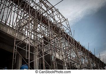 建物 構造, 構造, 使われた