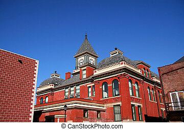 建物, 歴史的