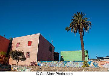 建物, 歴史的, 近所
