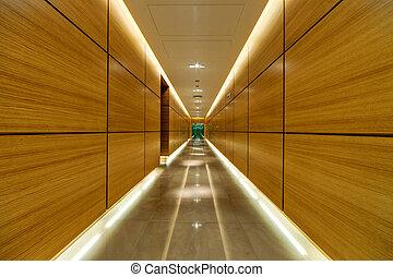 建物, 現代, 廊下