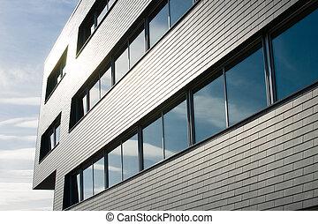 建物, 産業, ライン, 建築である