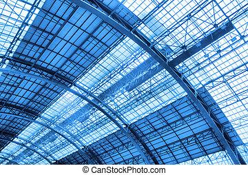建物, 産業, 屋根