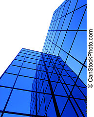 建物, 窓, オフィス