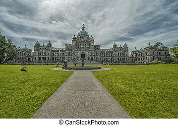 建物, 議会, victoria's