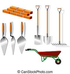 建物, 道具