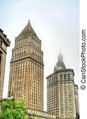 建物, 都市, 合併した, 裁判所, マーシャル, 州, ヨーク, thurgood, 新しい, マンハッタン, 市の