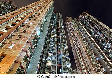 建物, 香港