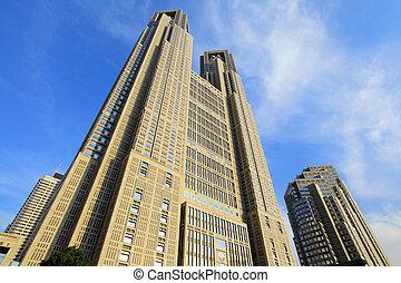 建物, 高い