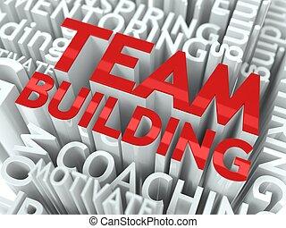 建物, concept., チーム