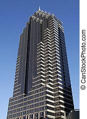 建物, highrise, オフィス