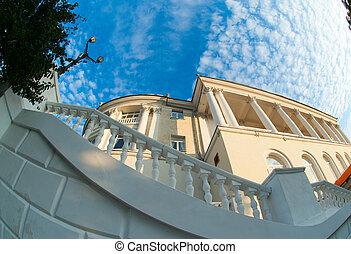 建物,  Sevastopol, 建築である
