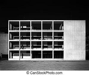 建筑学, razionalism