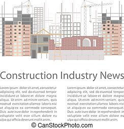 建筑工地, 描述