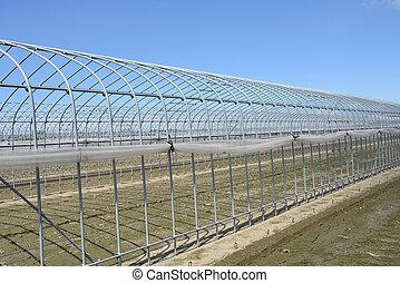 建筑物, 农业