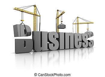 建筑物, 商业
