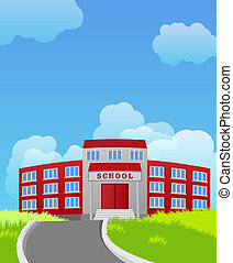 建筑物, 学校