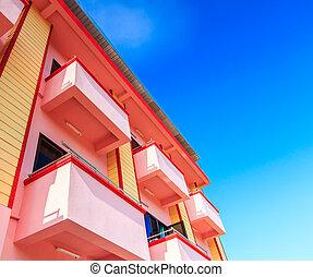 建筑物, 旅馆