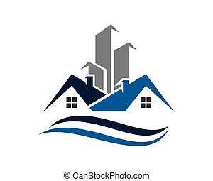 建筑物, 标识语, 财产