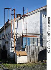 建筑物, 老的建筑学