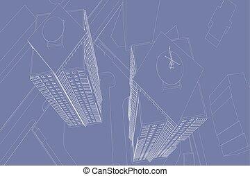 建築の図画