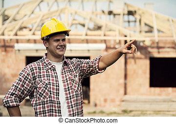 建築作業員, 何か, 指すこと