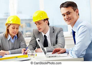 建築家, 仕事