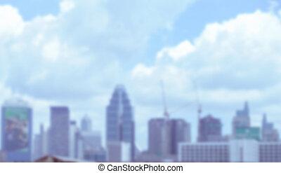 建築物, 圖像, 天空, 被模糊不清