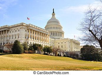 建築物, 州議會大廈, 小山