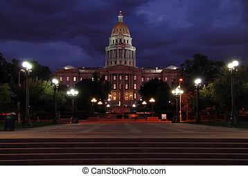 建築物, 州議會大廈